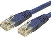 StarTech.com 25 ft Blue Molded Category 6 Patch Cable - ETL Verified