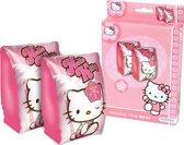 Hello Kitty - Zwem mouwtjes - zwembandjes - zwemvleugels - 15 x 25 cm