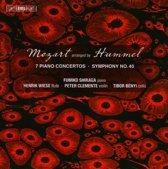 7 Piano Concertos / Symphony No. 40