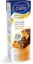 Weight Care - 12-Uurtje Caramel - 2 stuks - Maaltijdreep