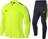 Nike Football Trainingspak Heren - geel/blauw