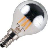 SPL E14 LED Kogellamp Kopspiegel 4W=25W Extra Warmwit 2500K 360° 230VAC Dimbaar
