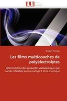 Les Films Multicouches de Poly�lectrolytes