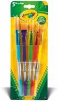 Crayola Penselen - 5 Stuks