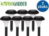 ProGarden Solar Led Tuinlampen - 7 stuks