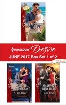 Harlequin Desire June 2017 - Box Set 1 of 2