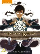 DVD cover van Legend Of Korra - De Complete Serie (Import)
