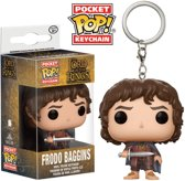 Funko Pop! Pocket Keychains: Lord Of The Rings Frodo Baggins - Verzamelfiguur