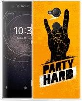 Sony Xperia XA2 Ultra Hoesje Party Hard 2.0