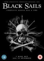Black Sails - Season 1-2 (import)
