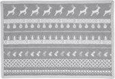 Clayre & Eef Placemat 6 stuks 48x33 SPL