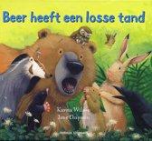 Beer heeft een losse tand