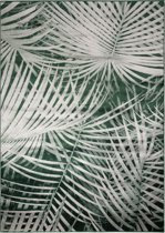 Zuiver Palm By Day - Vloerkleed - Donkergroen - 170x240cm
