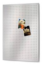 Blomus magneetbord Muro geperforeerd 60 x 90 cm