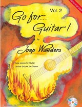 Go for...Guitar! Vol.2 (Boek met gratis Cd)
