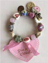 Blond Amsterdam - armband pink clouds 168866