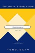 Jurisprudentie Europees recht 1963-2014