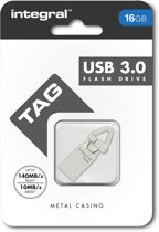 Integral Tag 3.0 - USB-stick - 16 GB