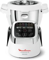 Moulinex HF805810 4.5l 1550W Zwart, Wit multi cooker