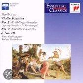 Violin Sonatas: Sonatas Pour Violon