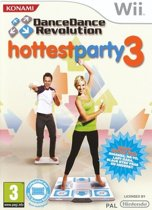 Dance Dance Revolution Hottest Party 3 - Game only