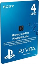 Sony Memory Card 4 GB