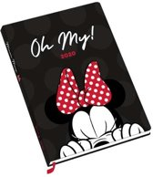 Minnie Mouse Fashion 2020 Diary - Official A5 Week To View Diary