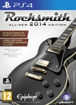 Rocksmith 2014 + Real Tone Kabel - PS4