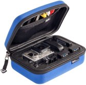 Case GoPro Small Blauw