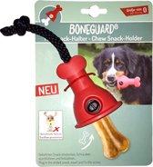 Boneguard Kluifhouder Maat 0 - Hond - Van 0,5 tot 4,5 kg - Rood