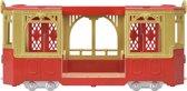 Sylvanian Families 6007 Tram- Speelfigurenset