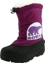 Sorel Kinder Snow Commander Youth Paars Maat US6 - UK5.5 - EU38 2/3