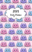 Polka Dot Cats Daily Planner