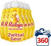 Robijn Zwitsal Geur Wasverzachter -  6x60 Wasbeurten