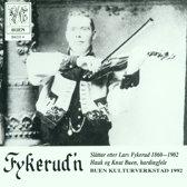 Fykerud'N. Hardingfele