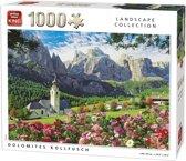Dolomites - Puzzel - 1000 Stukjes