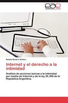 Internet y El Derecho a la Intimidad