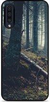 Galaxy A50 Hardcase hoesje Dark Forest
