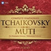 Riccardo Muti - Tchaikovsky Symphonies 1-6; B