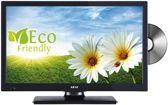 AKAI ALED2022BK - Led-tv/dvd-speler - 20 inch - HD Ready