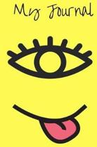 My Journal, One Eye Emoji