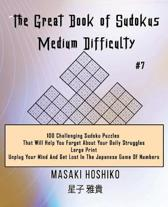 The Great Book of Sudokus - Medium Difficulty #7