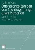ffentlichkeitsarbeit Von Nichtregierungsorganisationen