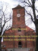 Kirche im Nachkriegs-Mecklenburg um 1950-60