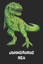 Johnsaurus Rex
