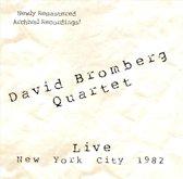 Live New York City 1982