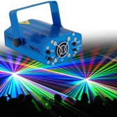 Mini Laser Stage Lighting (Rood+Groen) Projector