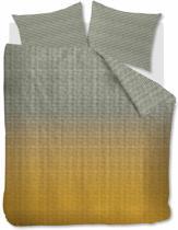 Beddinghouse Marmore - Dekbedovertrek - Lits-jumeaux - 240x200/220 cm  cm - Gold