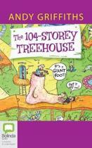 Boekomslag van 'The 104-Storey Treehouse'