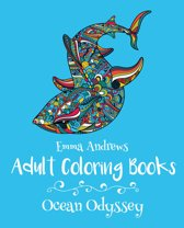 Download ebook Adult Coloring Books: Ocean Odyssey the cheapest